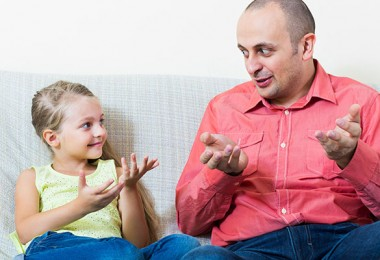 Talking to Your Children About Your Divorce