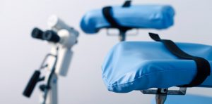 Gynecological services and equipment